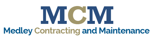 MCM Medley Contracting and Maintenance, Logo